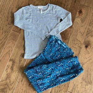 Matilda Jane blue outfit, size 10